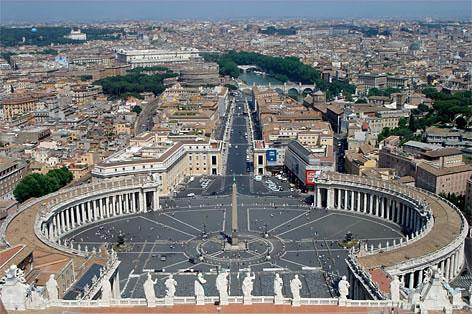 Visitar la Ciudad del Vaticano
