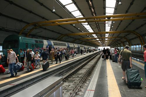 Cómo ir de Fiumicino al centro de Roma