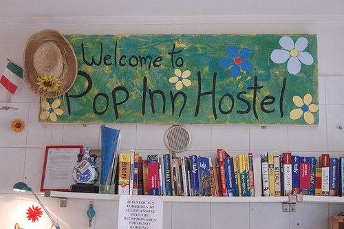 pop inn hostel