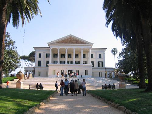 villa torlonia 1