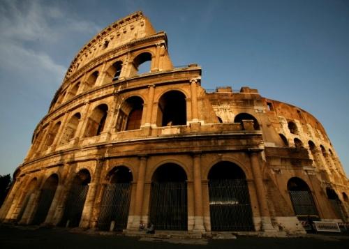 El Coliseo de Roma por Martina Cristofani