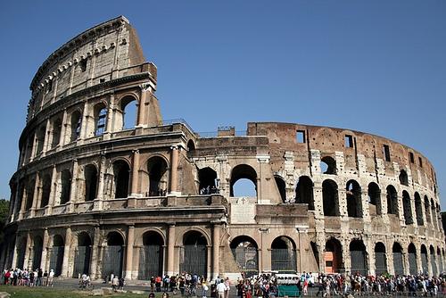 El Coliseo será restaurado a partir de marzo