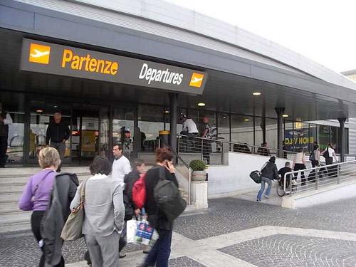 Ciampino, el primer aeropuerto de Roma