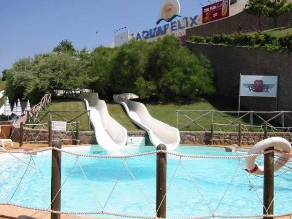 Parque acuático Aquafelix, todo diversión