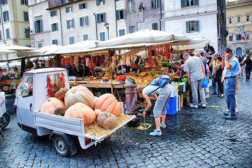 Qué comprar en Roma