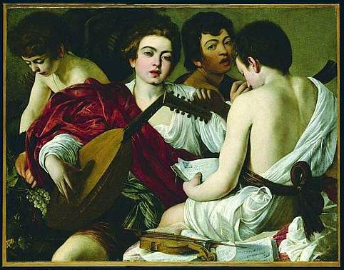 Exposición de Caravaggio en Roma