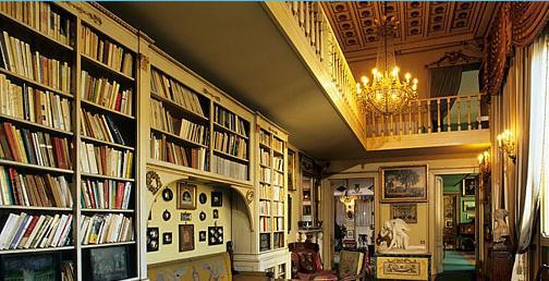 La Casa–Museo de Mario Praz en Roma
