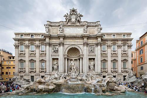 El recorrido del bus turístico de Roma