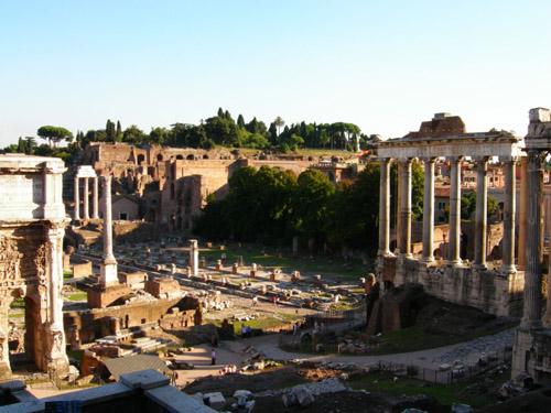 Qué ver en una visita a Roma