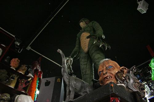 galeria de los horrores