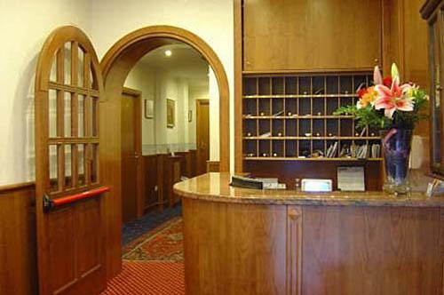 Hotel Galeno, alojamiento 2 estrellas en Roma