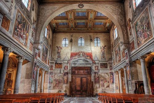 iglesia de santa prassede