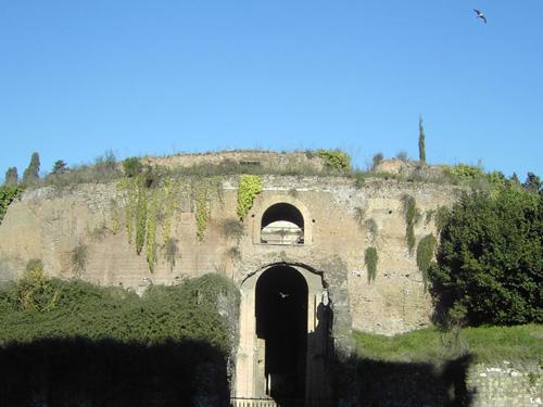 mausoleo de augusto 1