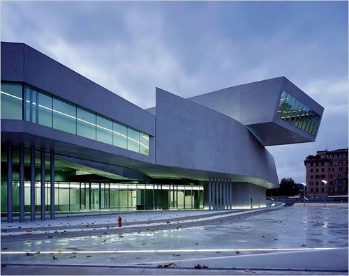 Museo Nacional para las Artes del Siglo XXI