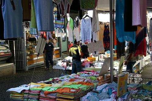 Más mercados en Roma