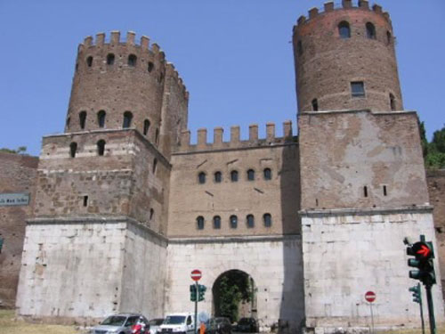 museo delle mura 1