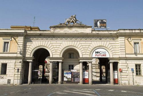 MACRO, Museo de Arte Contemporáneo de Roma