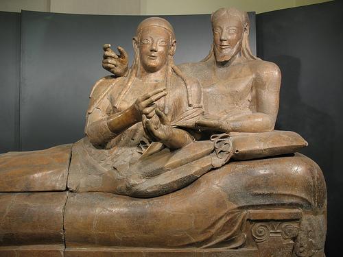 El Museo Nacional Etrusco