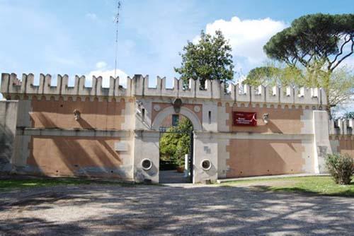 El Museo Canonica, en Villa Borghese