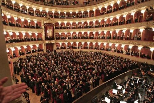 Teatros de Roma