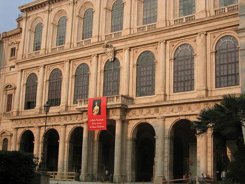 Arte en el Palacio Barberini