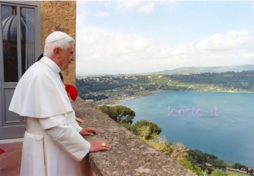 Excursión a Castel Gandolfo para asisitir a una audiencia papal