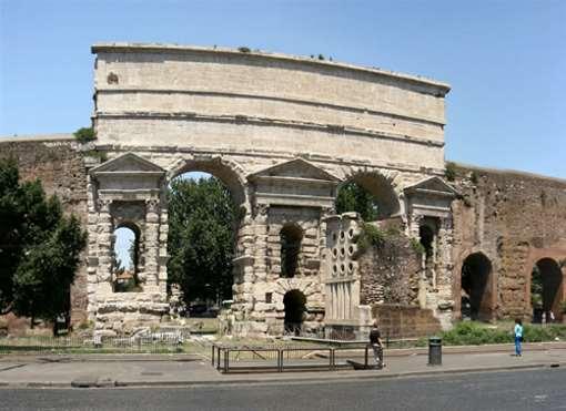 Nomentano, un distrito en Roma
