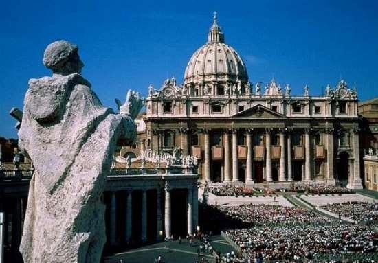 San Pedro del Vaticano: la mayor basílica del mundo