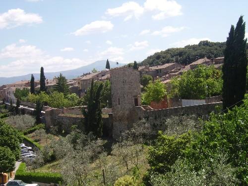 San Quirico d'Orcia, un pintoresco pueblo toscano