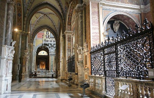 Iglesia de Santa Maria Sopra Minerva