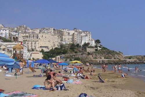 El encanto mediterráneo de Sperlonga