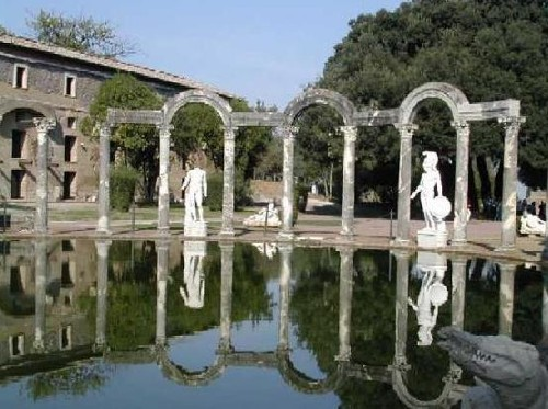 Tivoli, un hermosa villa de recreo del Renacimiento