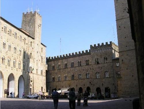 Una escapada a Volterra, en la Toscana